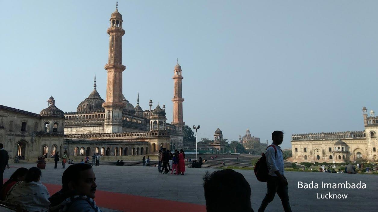 Lucknow's Bada Imambada