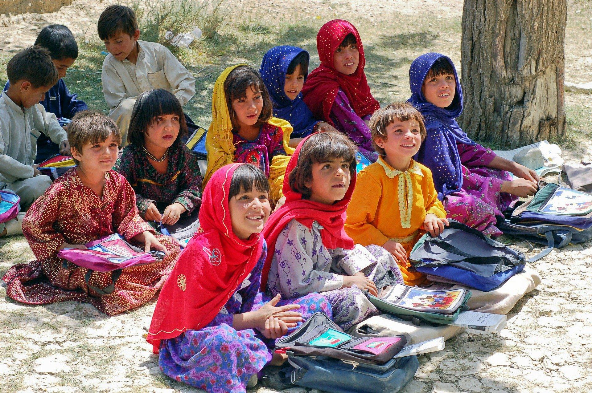 File photo / Children / Afghanistan